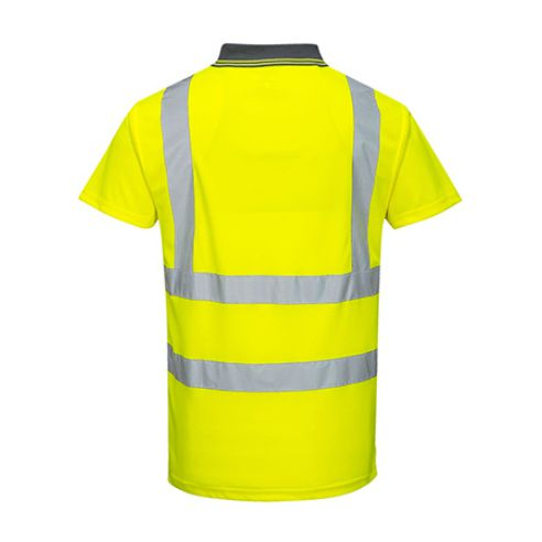 Hi Viz Polo Shirt Yellow