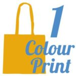 bags printed 1 colour