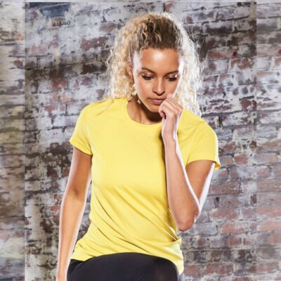 ladies quick dry t shirts