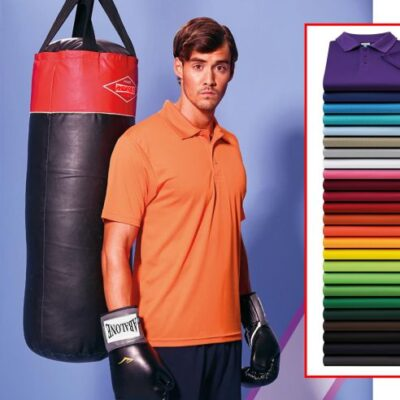 Gymwear Polo Shirt