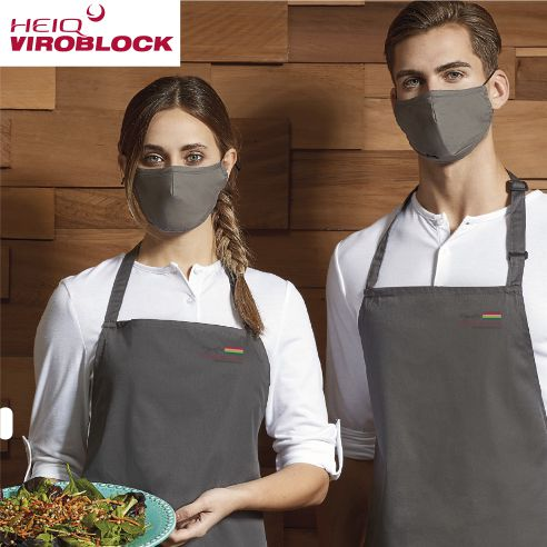 Antimicrobial facemask