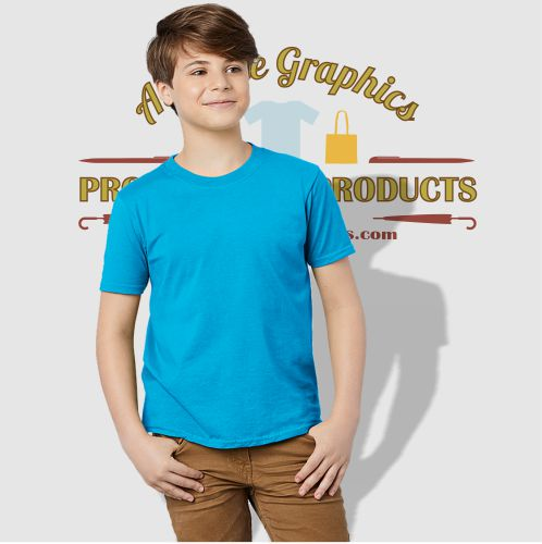 Embroidered Kids T Shirts