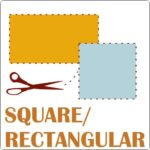 Rectangular or Square Stickers