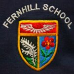 Embroidered School Badge